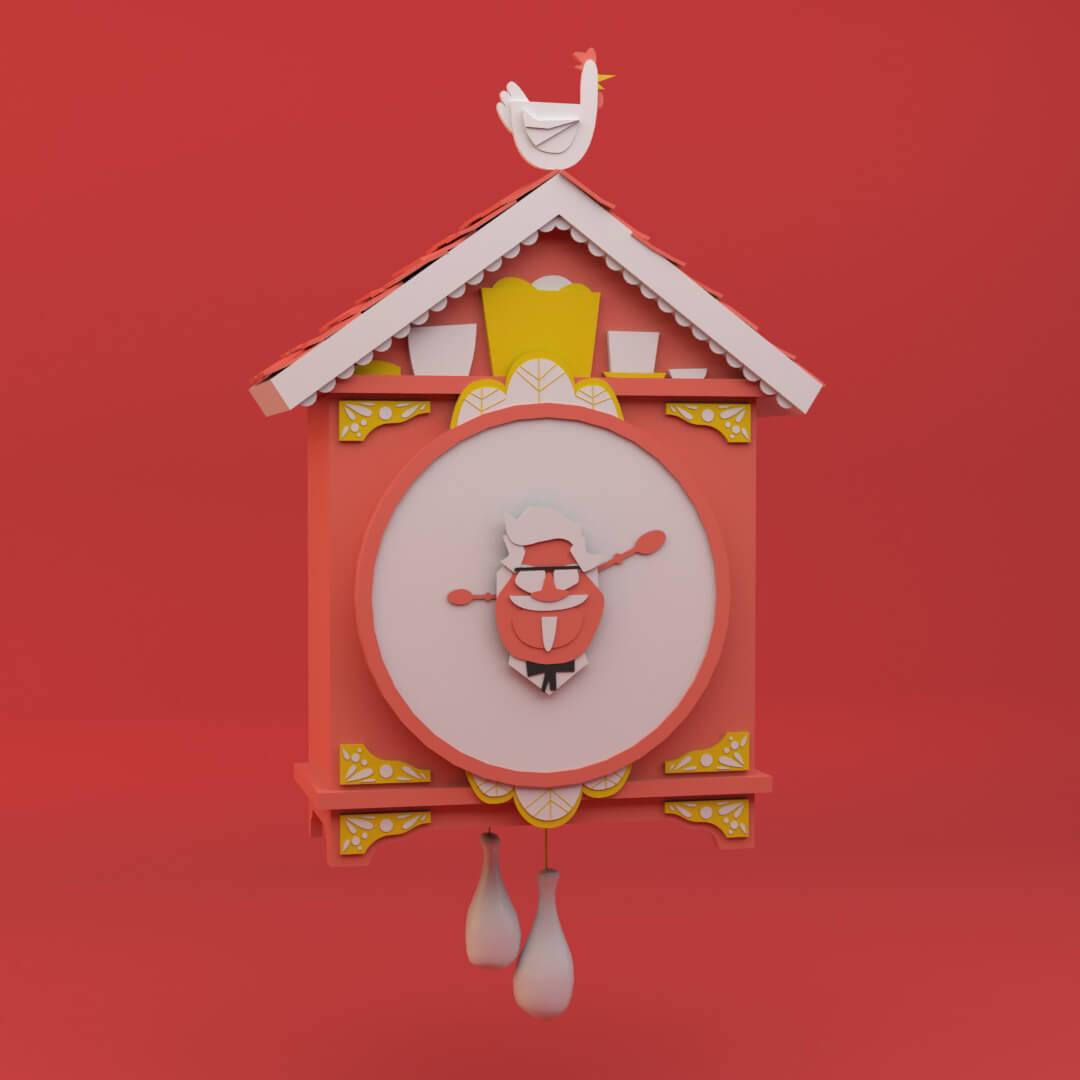 KFC_Clock_i_v02